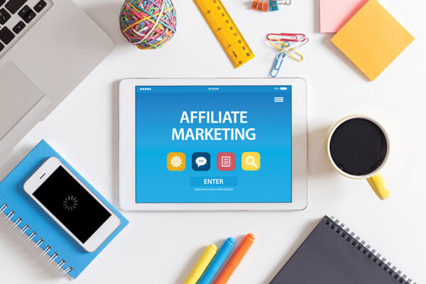 Build an Affiliate Marketing Business
