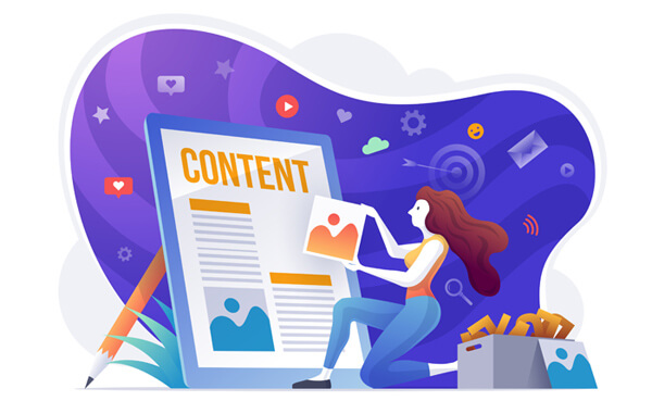 Create Content for Affiliate Marketing Business